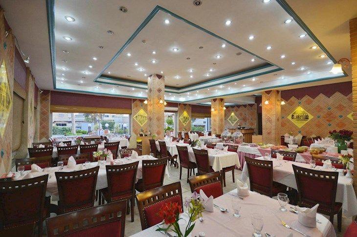 رزرو هتل پارک سعدی شیراز