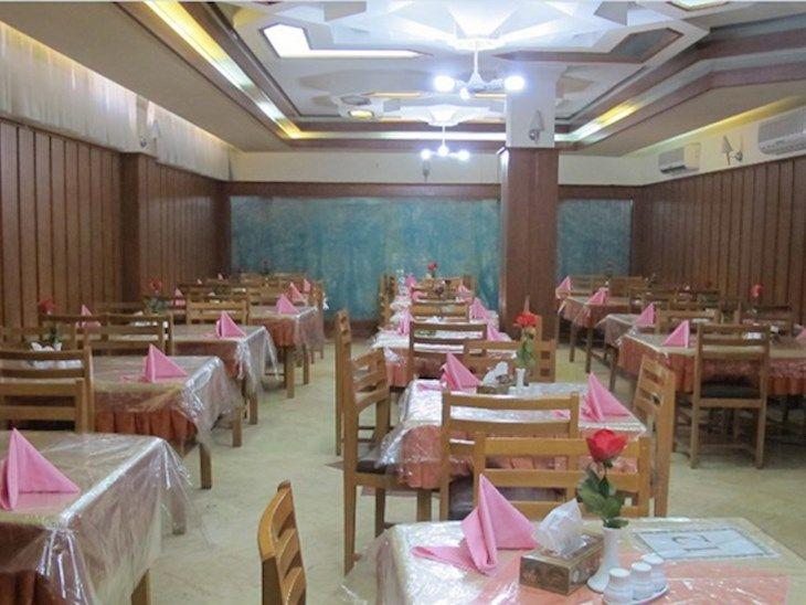 رزرو هتل شبستان مشهد