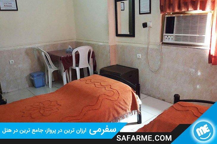 رزرو هتل اطلس بندر عباس