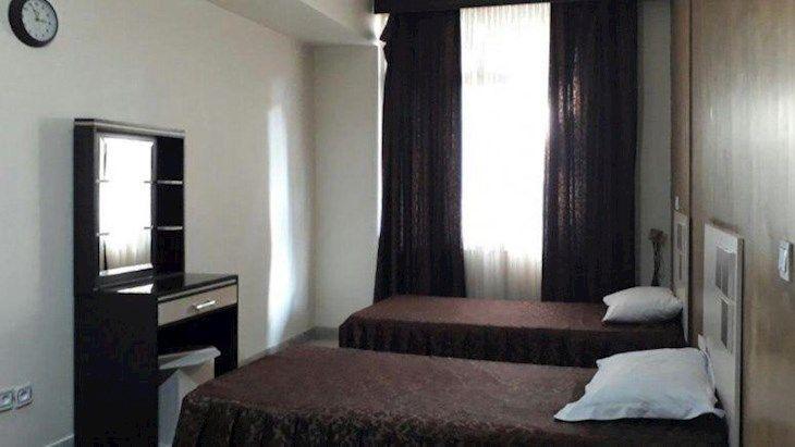رزرو هتل آيسان تهران