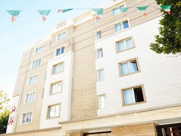 رزرو هتل توکل مشهد