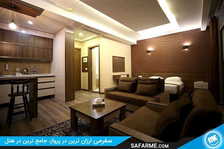 رزرو هتل کتيبه همدان