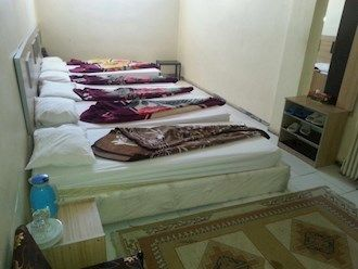 رزرو هتل سامیار(الیزه) مشهد