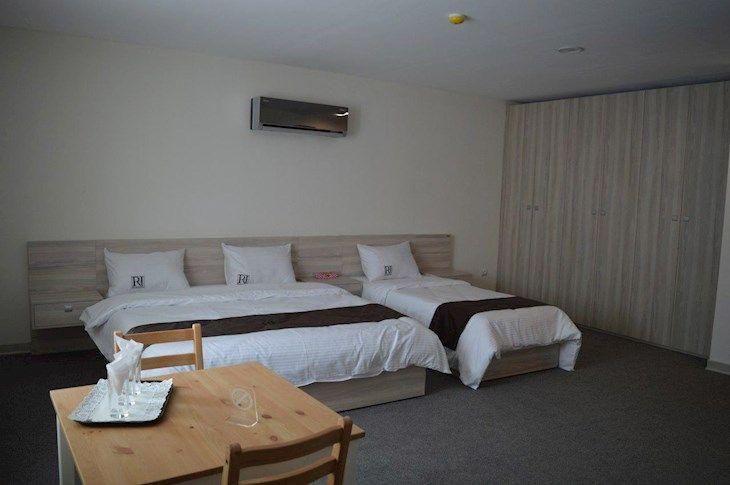 رزرو هتل ریحان قشم