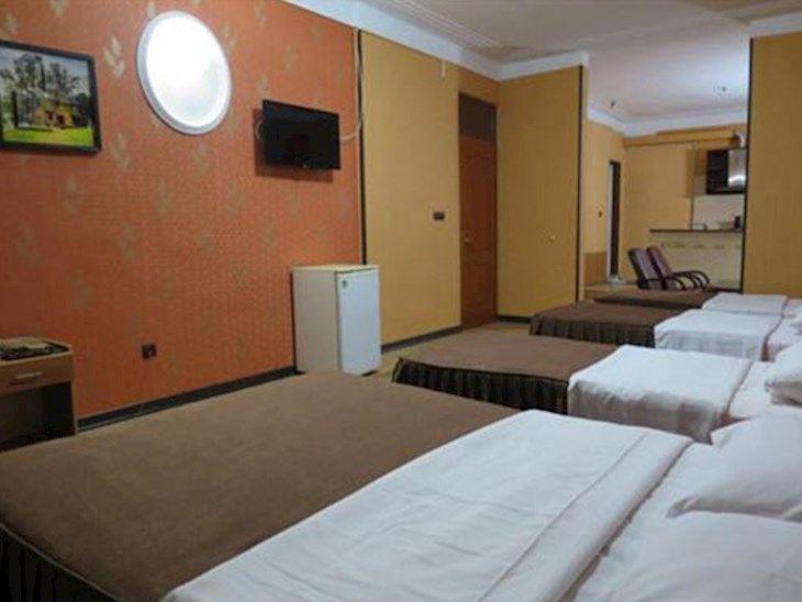 رزرو هتل آرمان تهران