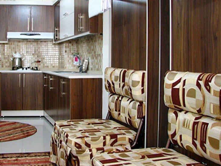 رزرو هتل آروین مشهد