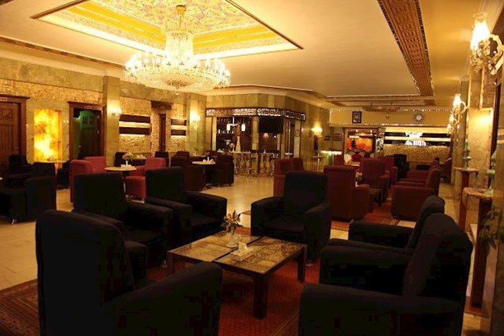 رزرو هتل عالي قاپو اصفهان