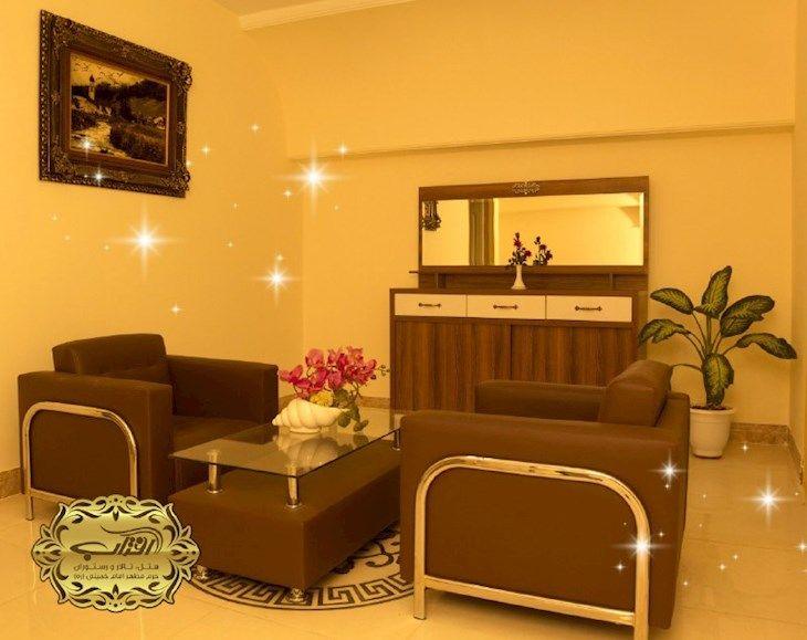 رزرو هتل تالار آفتاب تهران