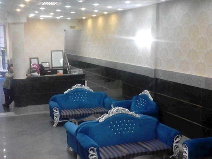 رزرو هتل سبحان مشهد