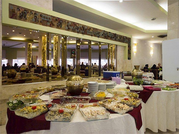 رزرو هتل الغدیر مشهد