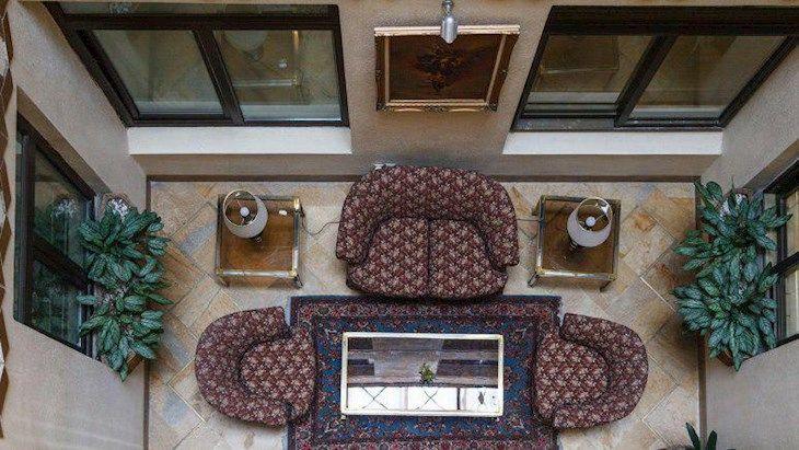رزرو هتل گلشهر تهران