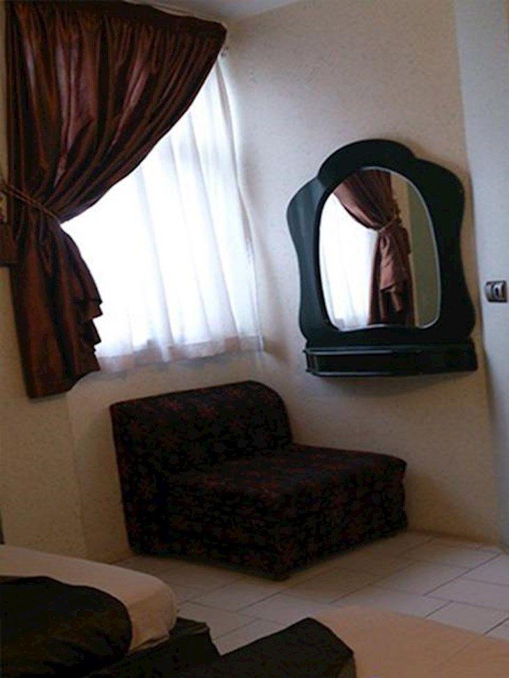 رزرو هتل غدیر مشهد