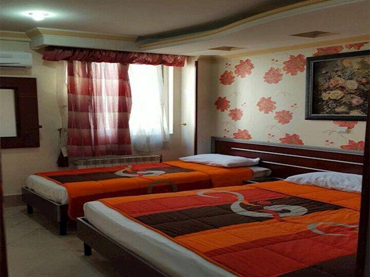 رزرو هتل سفرای طلایی مشهد