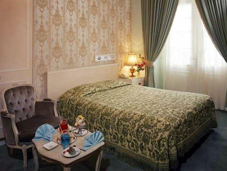 رزرو هتل بزرگ پارسيان رامسر