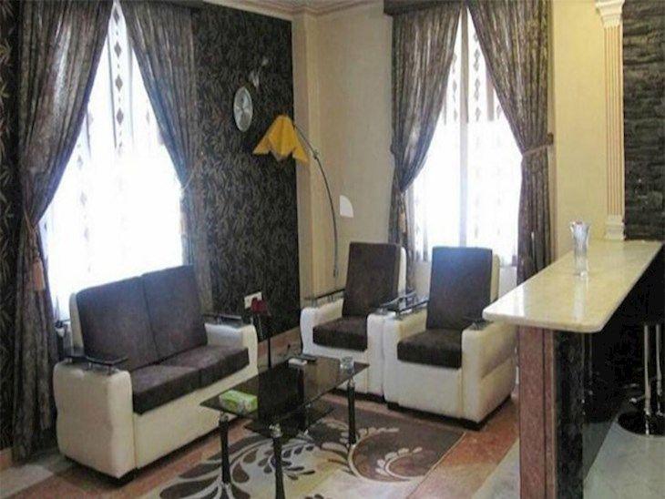 رزرو هتل پرند تهران