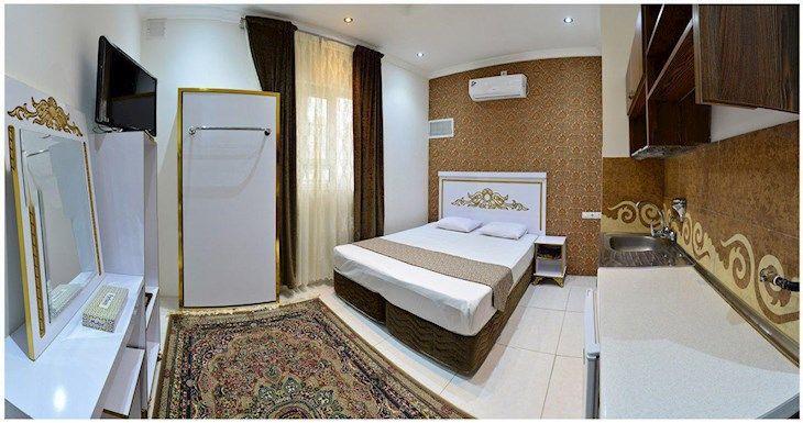 رزرو هتل سارینا مشهد