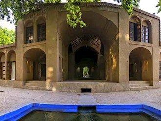 رزرو هتل باغ پهلوان پور یزد