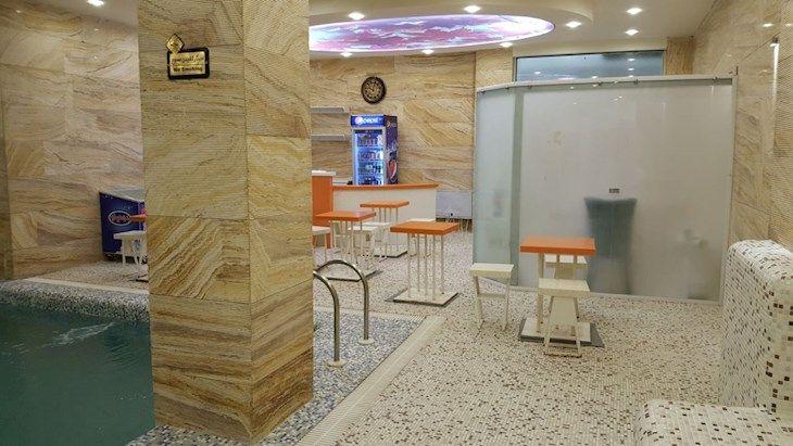 رزرو هتل جهان نما شیراز