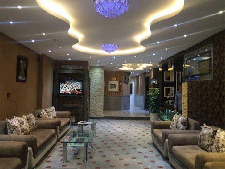 رزرو هتل زاينده رود مشهد