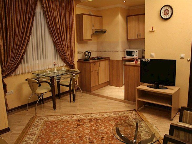 رزرو هتل مهرگان تهران
