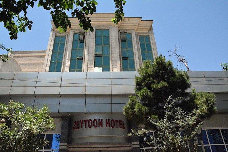رزرو هتل زیتون مشهد