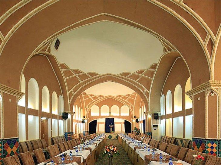 رزرو هتل باغ مشیر الممالک یزد