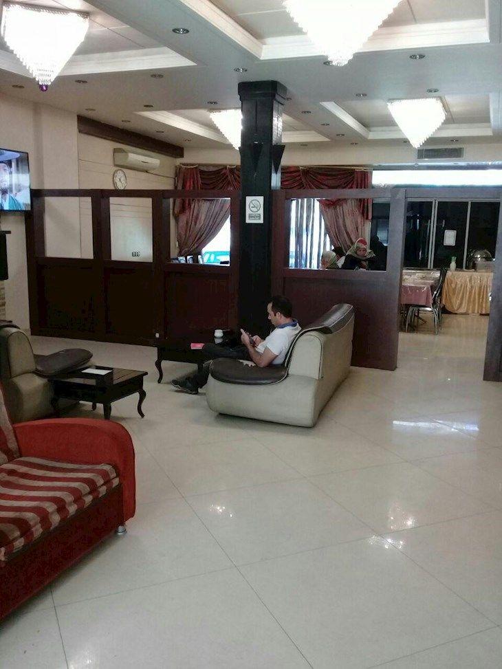 رزرو هتل آوا مشهد