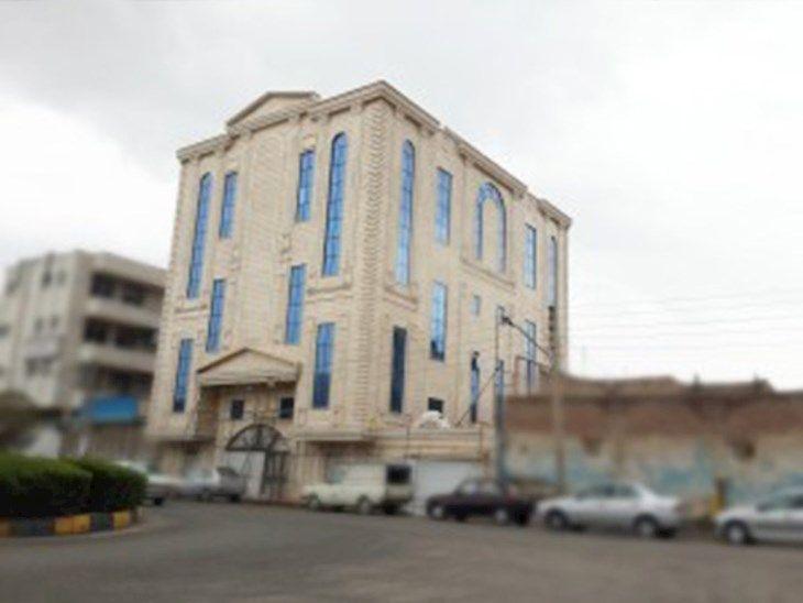رزرو هتل اهراب تبریز