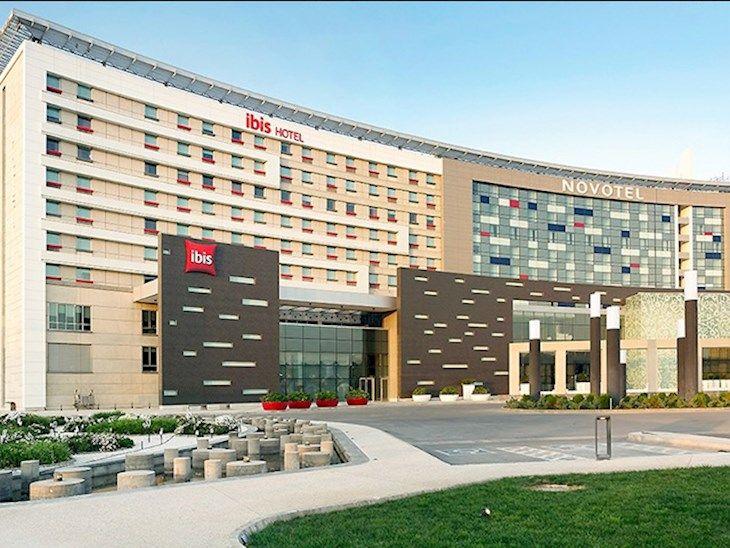 رزرو هتل ايبيس (اکسيس) تهران