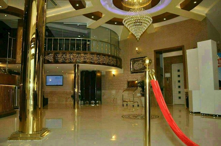 رزرو هتل تاج مشهد