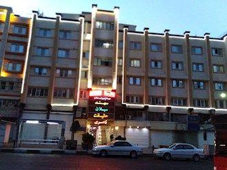 رزرو هتل سهند تهران