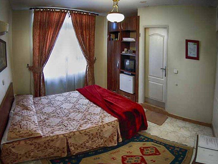 رزرو هتل گلستان تهران