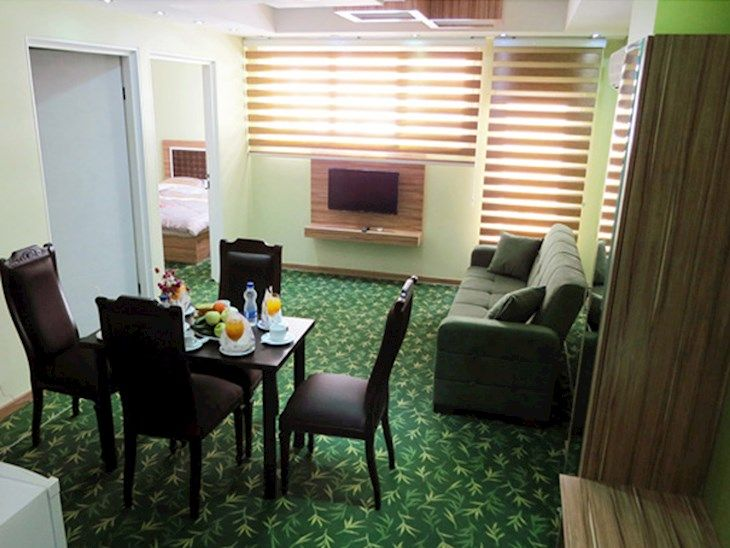 رزرو هتل بهبود تبریز