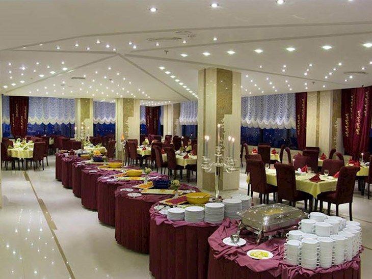 رزرو هتل سی نور مشهد