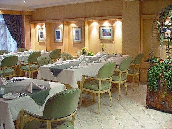 رزرو هتل ملل تهران