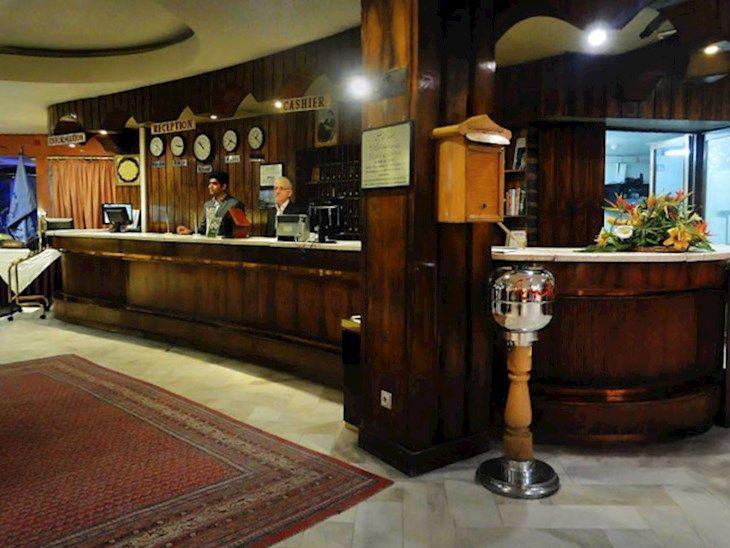 رزرو هتل پیروزی اصفهان
