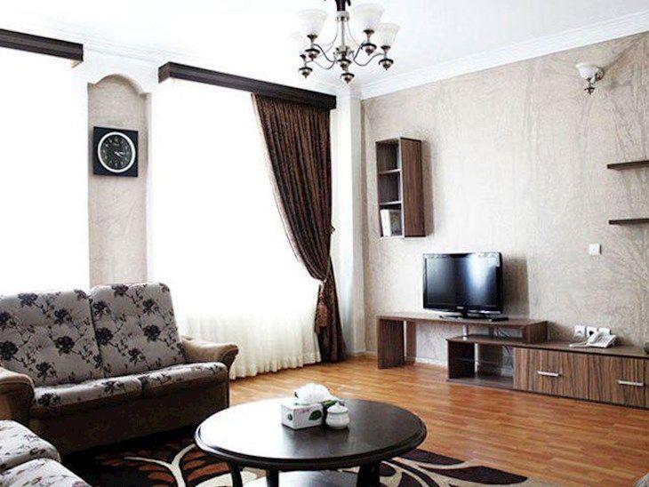 رزرو هتل پانسيون رز تهران
