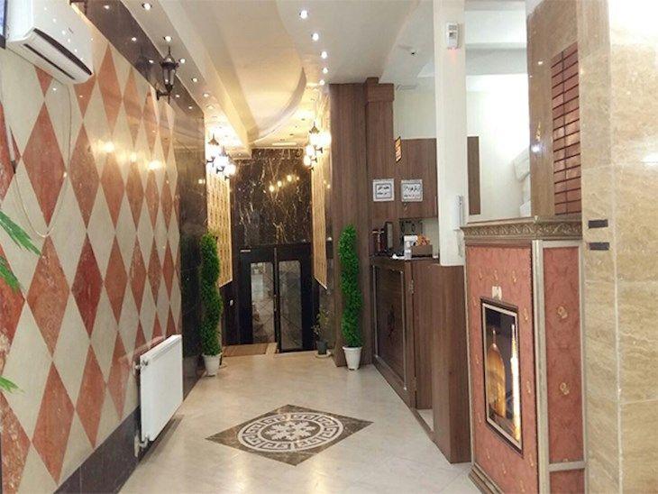 رزرو هتل تمدن مشهد