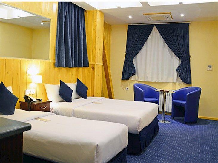 رزرو هتل ستارگان شیراز