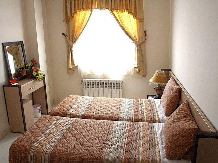 رزرو هتل قصر آیدین مشهد