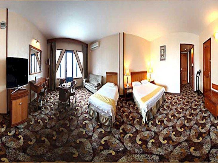 رزرو هتل پارميس کیش