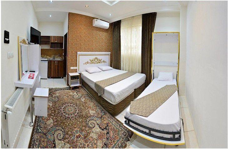 رزرو هتل سارينا مشهد