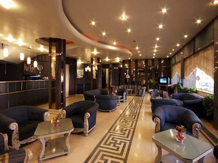 رزرو هتل سفیر اصفهان