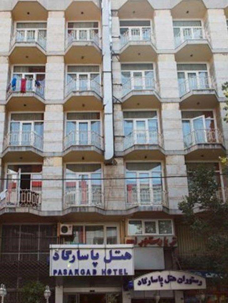 رزرو هتل پاسارگاد تهران