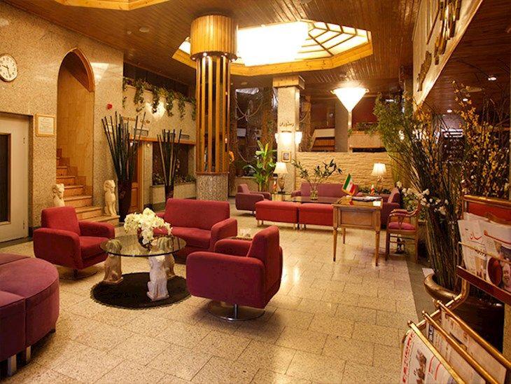 رزرو هتل امير تهران