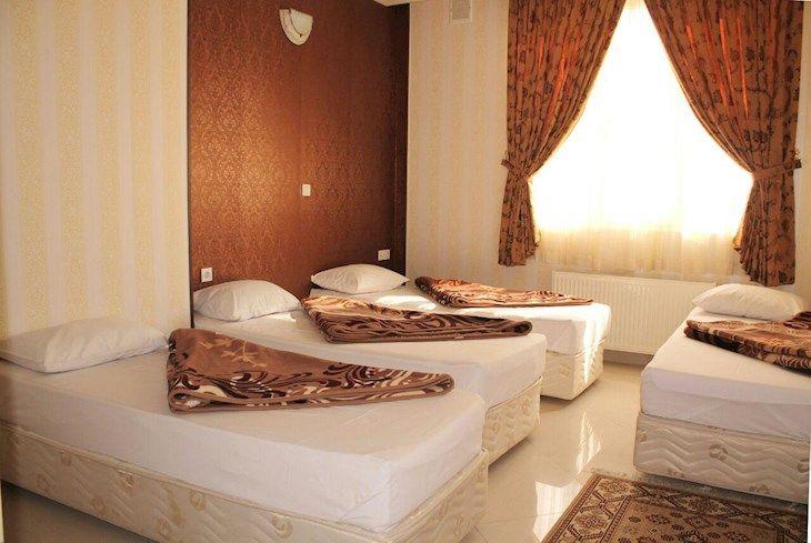 رزرو هتل راهیان مشهد