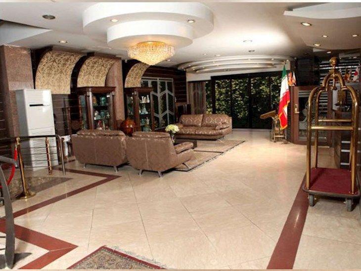 رزرو هتل پارت اصفهان