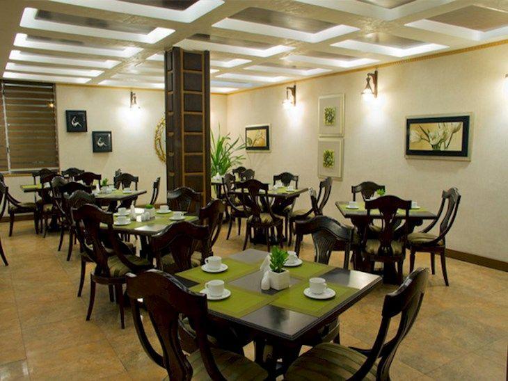 رزرو هتل رزيدانس رودکي تهران