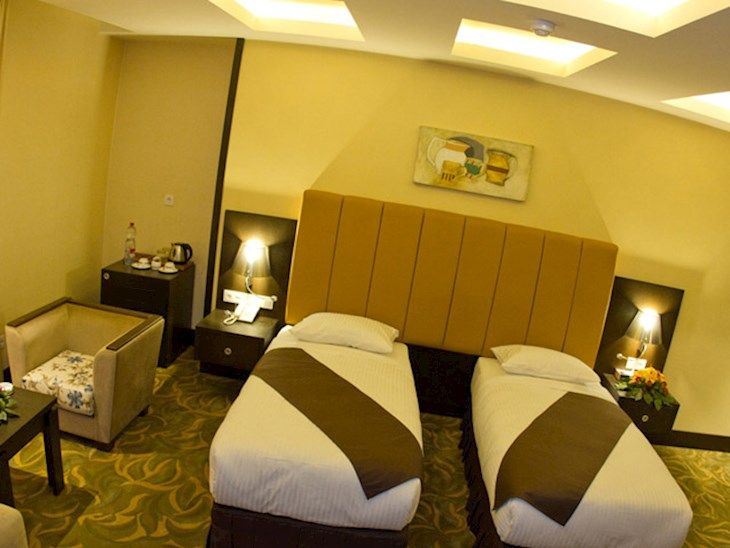 رزرو هتل رویال شیراز