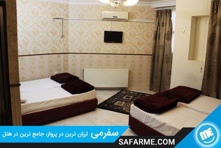 رزرو هتل نمای هشتم مشهد